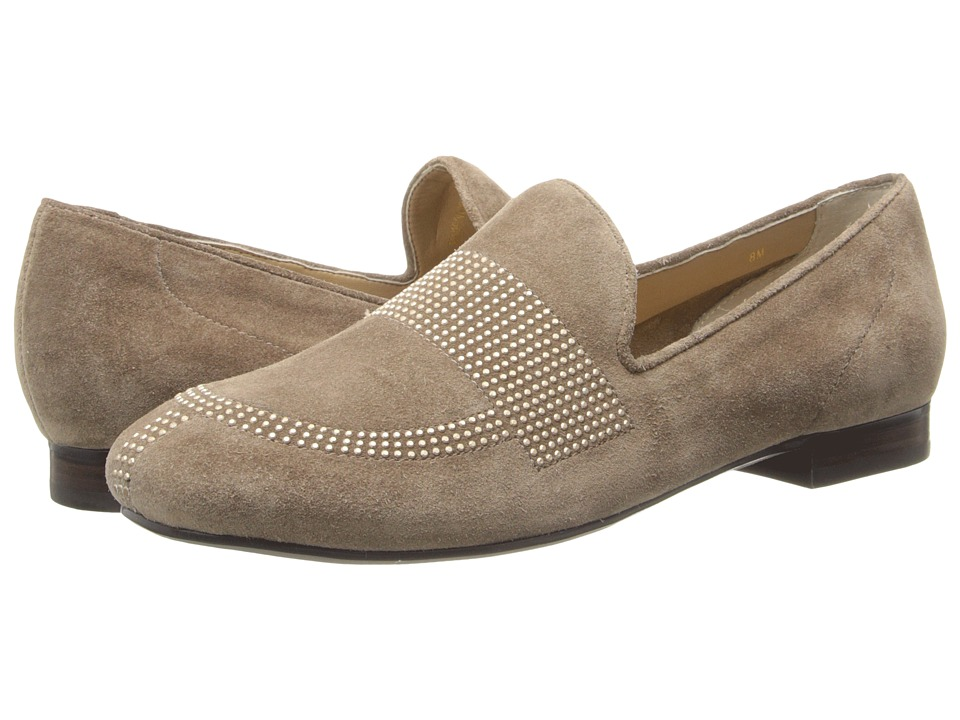 Vaneli - Fawne (Taupe Nival Suede/Gold Studs) Women