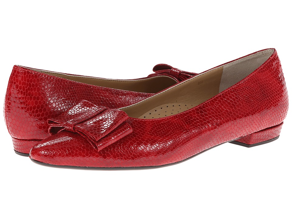 Vaneli - Garen (Red Naif Print) Women's Shoes