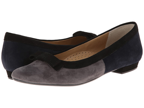 Vaneli - Garson (Grey Suede/Navy Suede/Black Suede) Women's Shoes