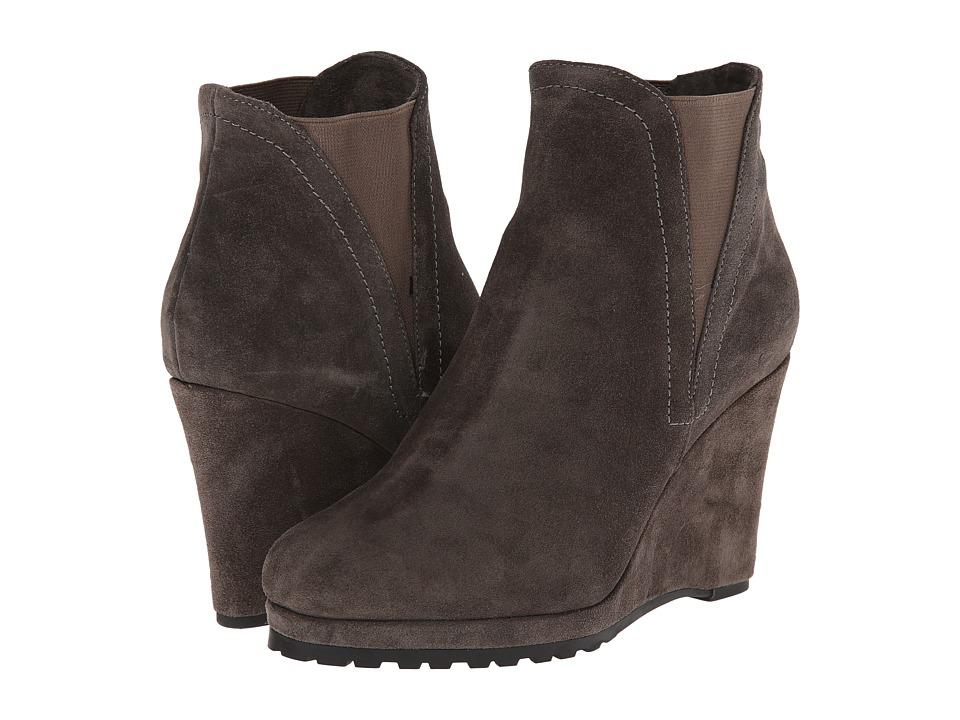 Vaneli - Jamilla (Grey Nival Suede/Mtch Elastic) Women's Shoes