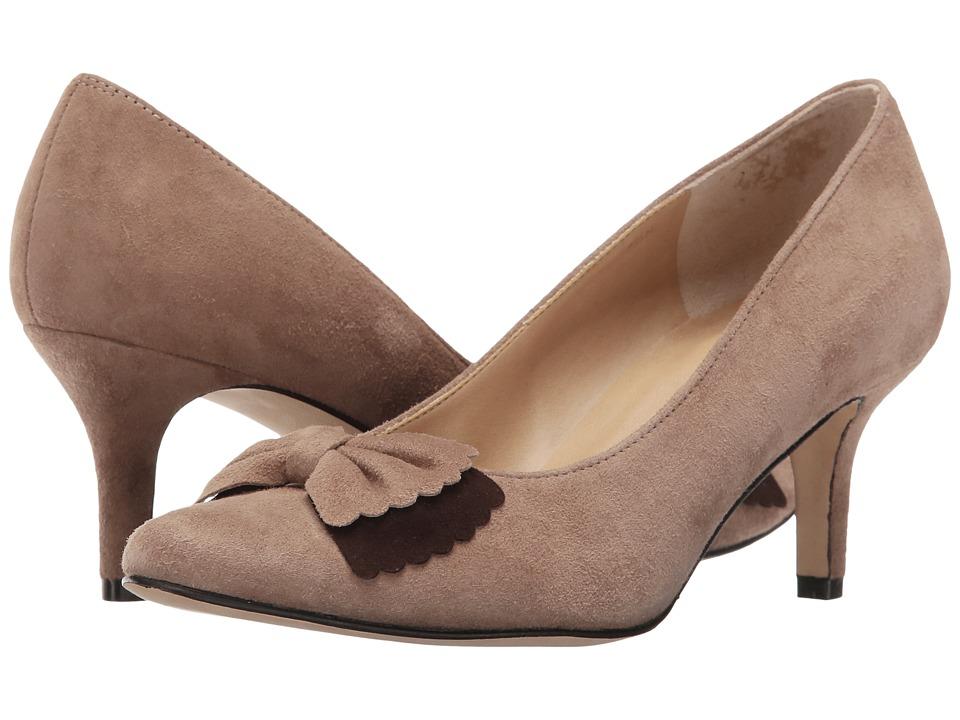 Vaneli - Lexine (Truffle Suede/T.Moro Suede) Women's Shoes