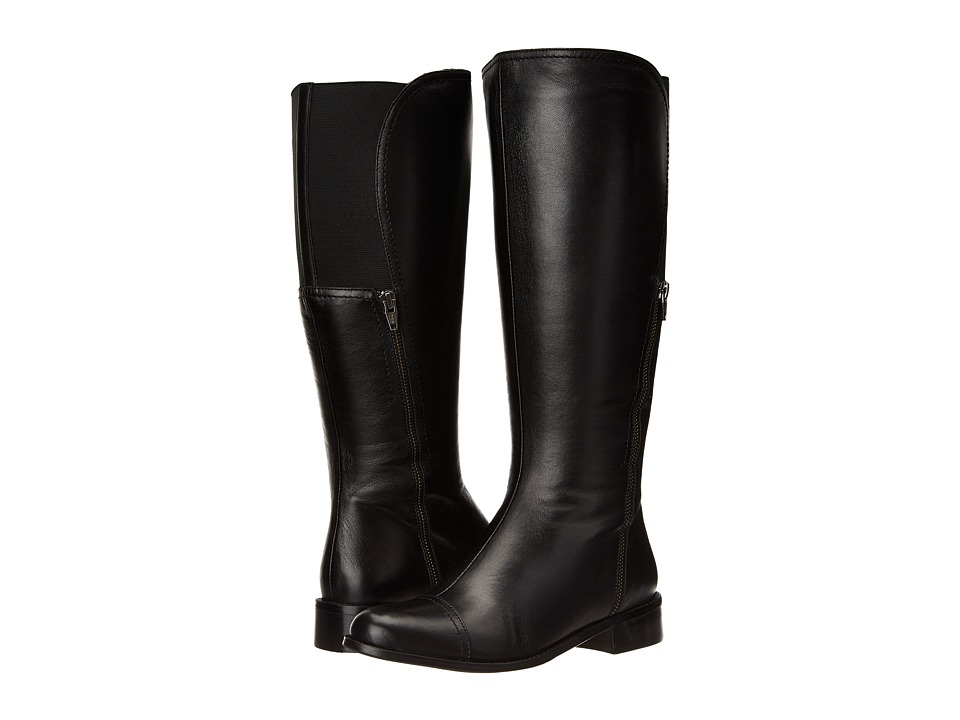 Vaneli - Raoul (Black nappa/MTCH Elastic) Women's Shoes