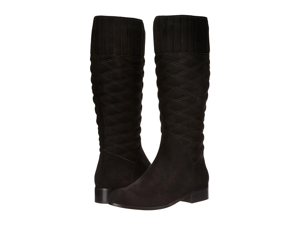 Vaneli - Rayda (Black Suede) Women's Shoes