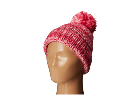 Spyder Kids - Bitsy Twisty Hat (Toddler/Little Kids/Big Kids) (Sorbet/Girlfriend/White) Beanies