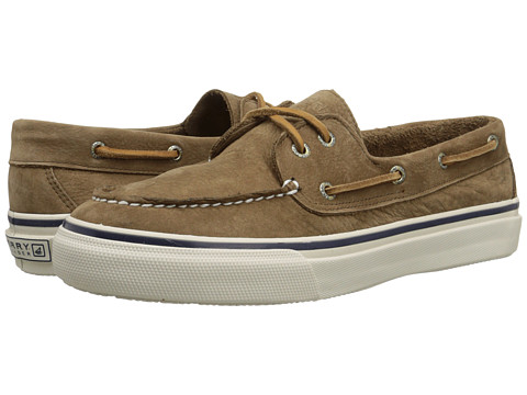 Sperry Top-Sider - Bahama 2 Eye Washable (Brown) Men's Shoes