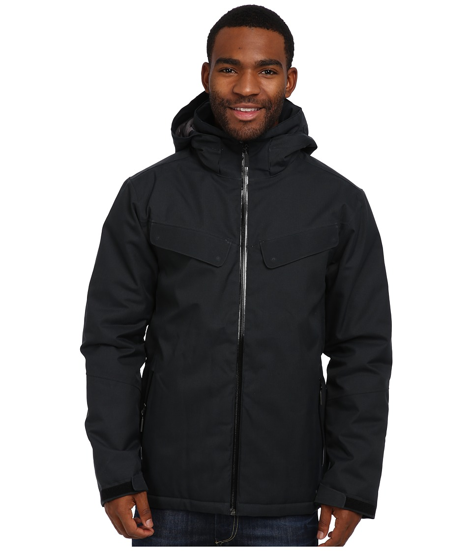 Merrell - Crestbound Stealth Jacket (Black) Men's Coat