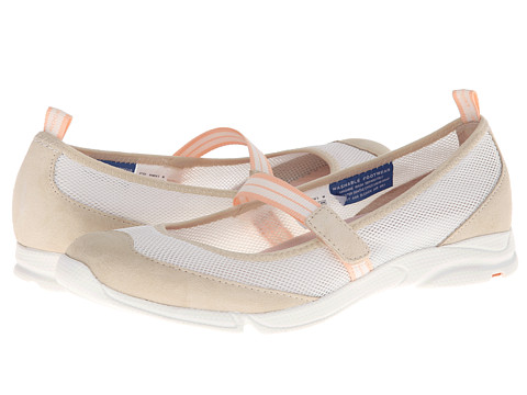 Rockport - Cycle Motion Web Mary Jane (Bleached Sand) Women's Shoes