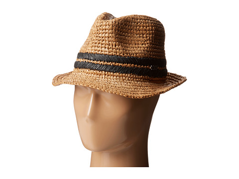 Roxy - Witching Raffia Straw Hat (Dune) Traditional Hats