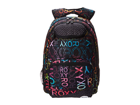 Roxy - Shadow Swell Printed Backpack (Big Kids) (Waterland) Backpack Bags