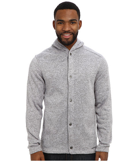 Merrell - Ashwood Hoodie (Manganese Heather) Men's Sweatshirt