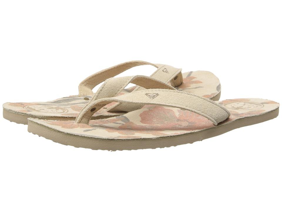 Roxy - Maya (Sand) Women's Sandals