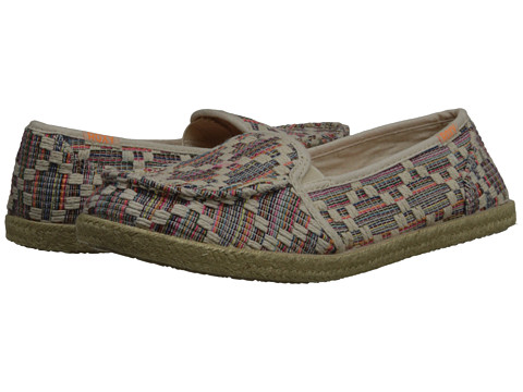 Roxy - Lido II (Rainbow) Women's Slip on Shoes