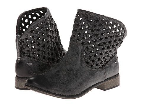 Roxy - Carrington (Black) Women's Boots
