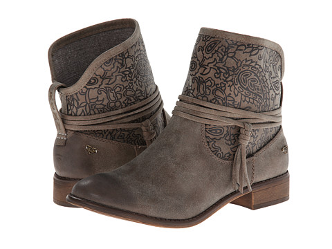 Roxy - Carrington (Brown) Women's Boots