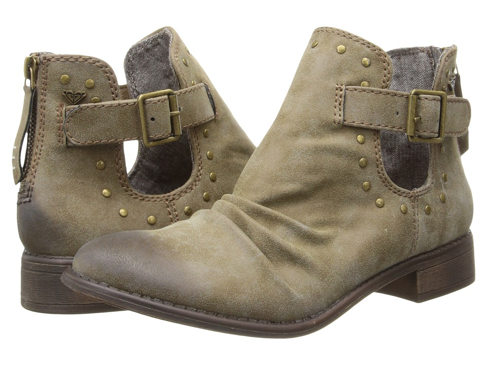 Roxy - Hatton (Brown) Women's Boots