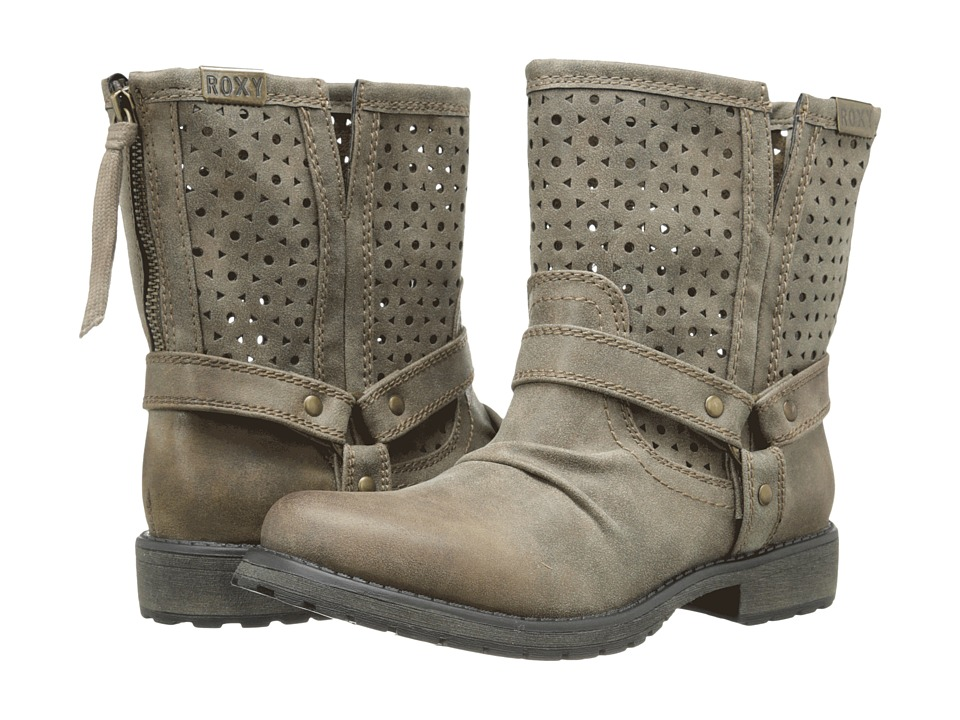 Roxy - Maddock (Brown) Women's Boots