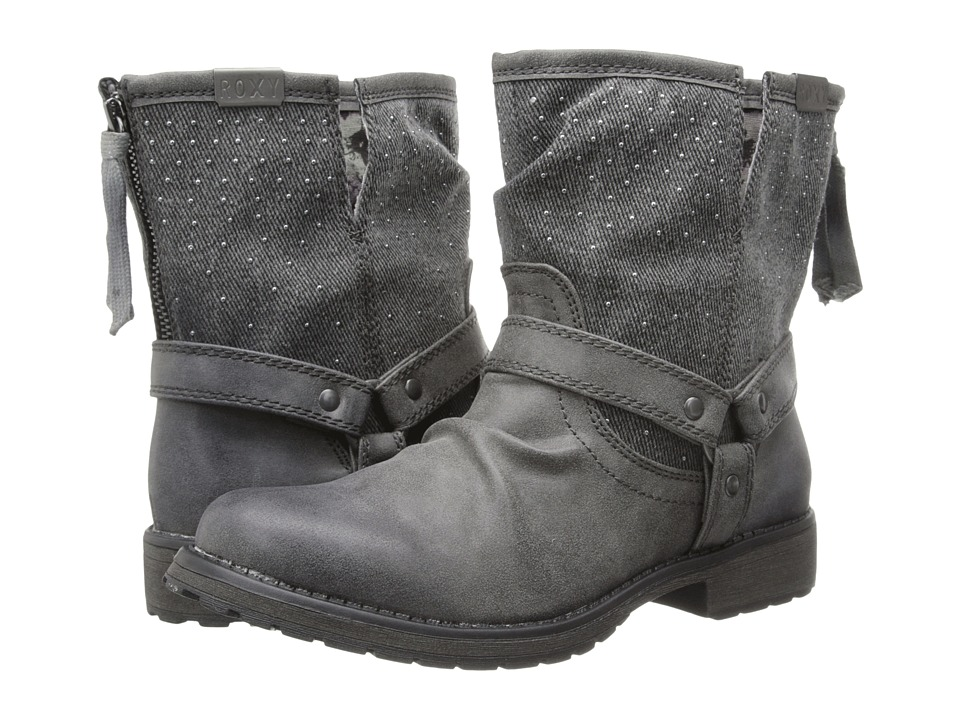 Roxy - Maddock (Black) Women's Boots