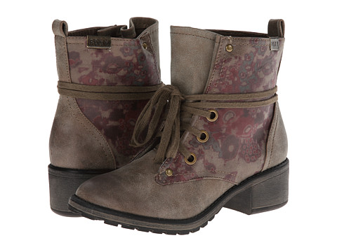 Roxy - Bowman (Brown) Women's Boots