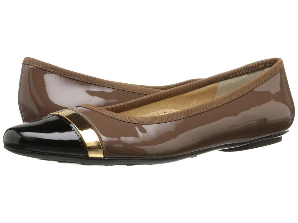 Vaneli - Sebelie (Fango Mag Pat/Black Mag Pat/Mtch Elastic) Women's Shoes
