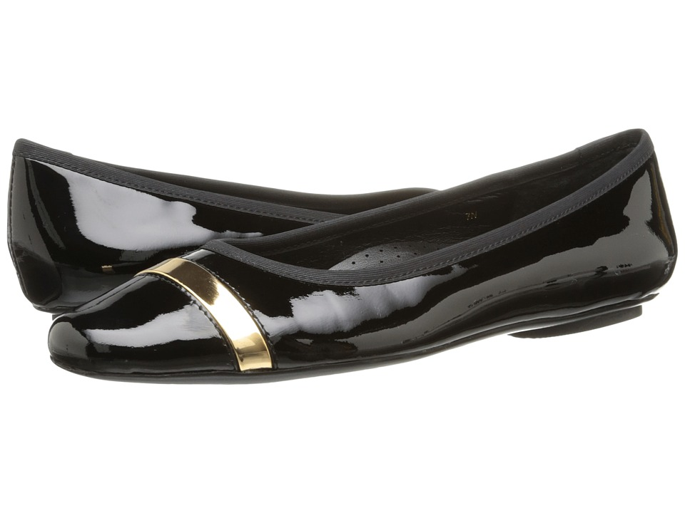 Vaneli - Sebelie (Black Mag Patent/Black Mag Patent/Mtch Elastic) Women's Shoes