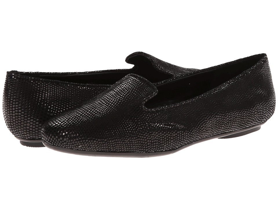 Vaneli - SELY (Black E-Print) Women's Shoes