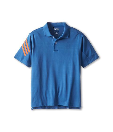 adidas Golf Kids - 3-Stripes Polo (Little Kids/Big Kids) (Dark Blue) Boy