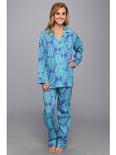 SALE! $64.99 - Save $75 on BedHead Voile Classic PJ (Blue Royalty) Apparel - 53.58% OFF $140.00