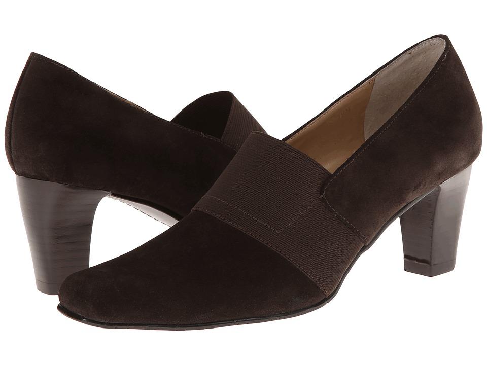 Vaneli - Sunny (T.Moro Nival Suede/Mtch Elastic) Women's Shoes