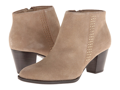 VIONIC with Orthaheel Technology - Georgia Ankle Boot (Oat) Women