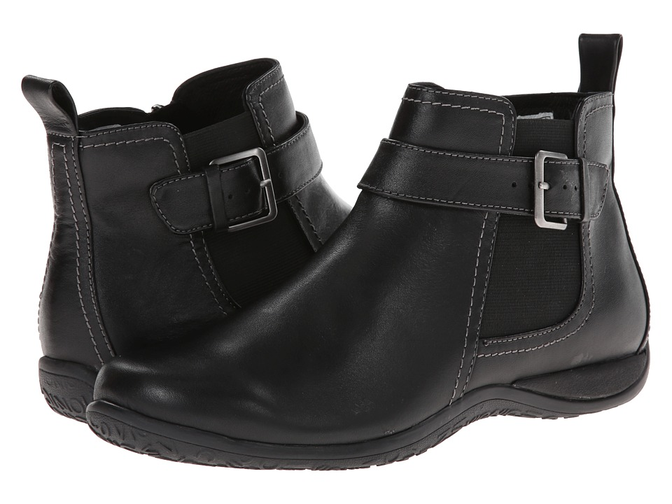 VIONIC - Adrie Ankle Boot (Black) Women