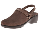 VIONIC with Orthaheel Technology Adelaide Convertible Clog (Taupe)
