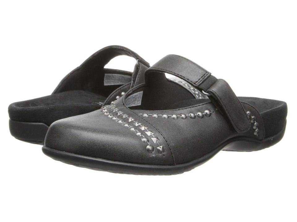 VIONIC - Maisie Mary Jane Mule (Black) Women's Clog Shoes
