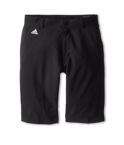 adidas Golf Kids - 3 Stripe Short (Big Kids) (Black) Boy's Shorts