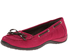 VIONIC with Orthaheel Technology Petaluma Flat Moccasin (Pink)