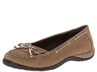 VIONIC with Orthaheel Technology Petaluma Flat Moccasin (Oat)