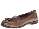 VIONIC with Orthaheel Technology Abbie Flat Loafer (Bronze Metallic)