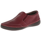 VIONIC with Orthaheel Technology Addison Twin Gore Slip On (Merlot)