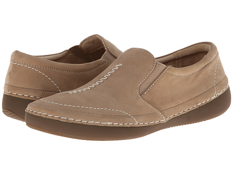 VIONIC with Orthaheel Technology - Addison Twin Gore Slip On (Oat) Women