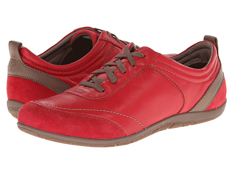 VIONIC - Willa Active Lace Up (Red) Women