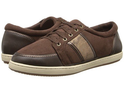 VIONIC with Orthaheel Technology - August Active Lace Up (Brown) Women's Lace up casual Shoes