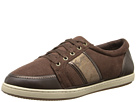 VIONIC with Orthaheel Technology August Active Lace Up (Brown)