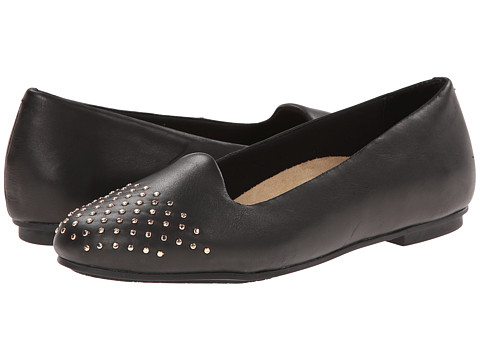 VIONIC with Orthaheel Technology - Bondi Ballet Flat (Black) Women
