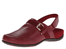 VIONIC with Orthaheel Technology Cairns Slingback Mule (Merlot)