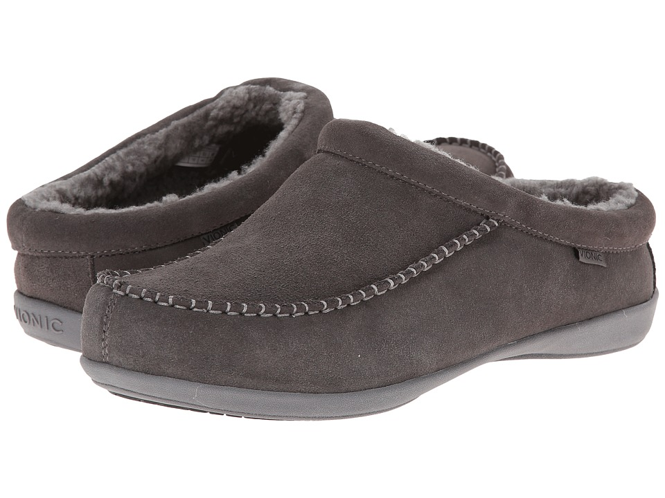 VIONIC - Barrow (Dark Grey) Men's Shoes