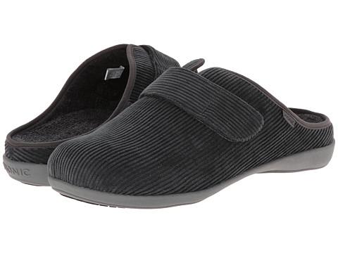 VIONIC - Glenn Slide (Dark Grey) Men's Shoes