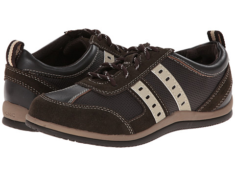 VIONIC with Orthaheel Technology - Lombardi (Dark Brown) Men