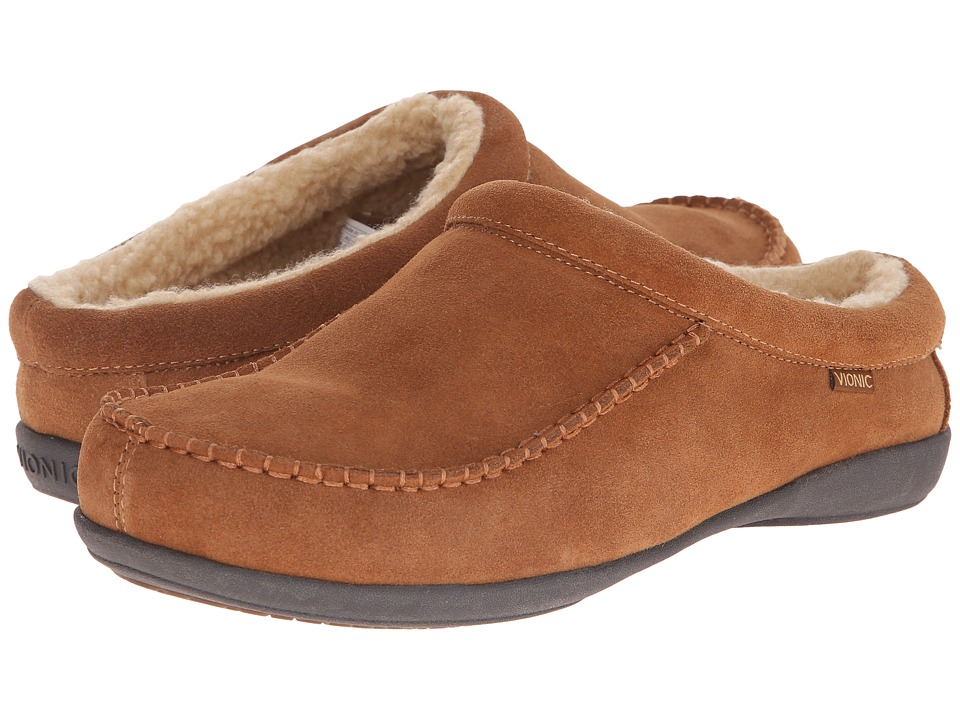 VIONIC - Barrow (Chestnut) Men's Shoes