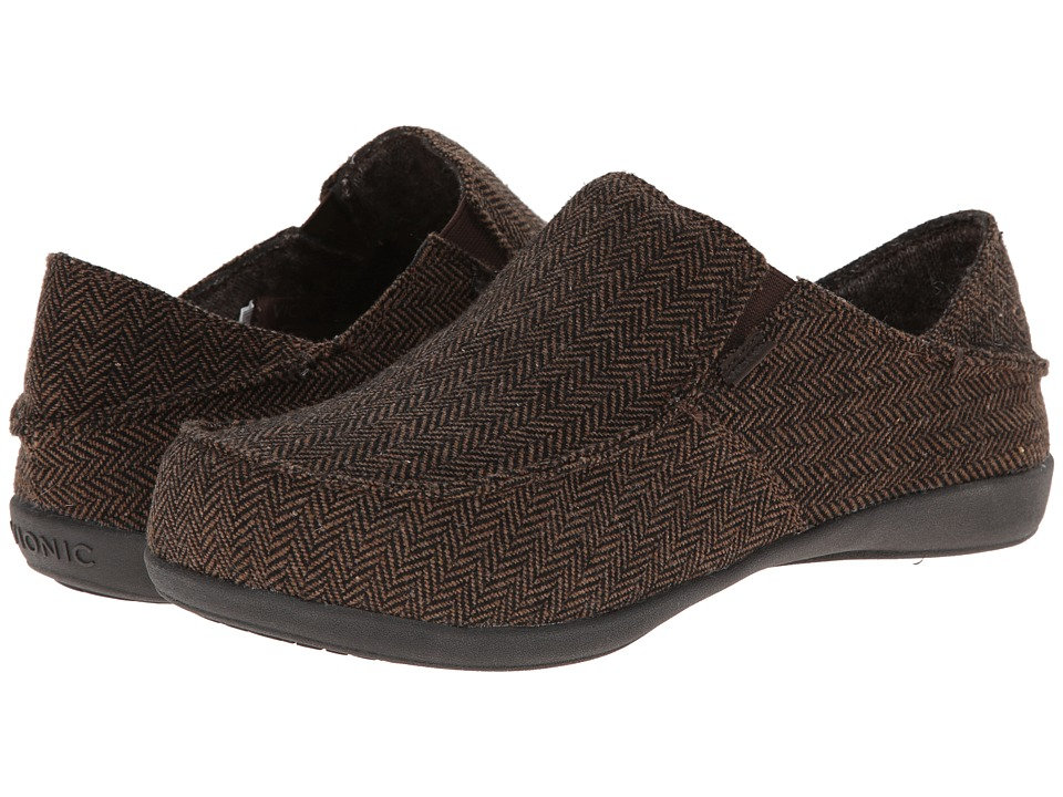 VIONIC - Maxwell (Brown) Men's Shoes
