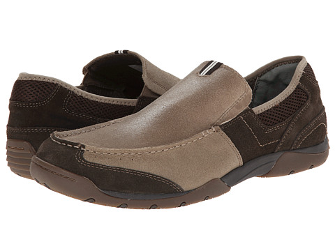 VIONIC with Orthaheel Technology - Eli (Olive) Men's Shoes
