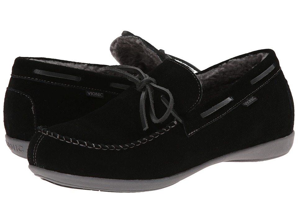 VIONIC - Dewey (Black) Men's Shoes